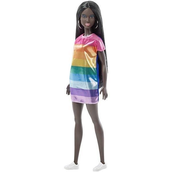 Barbie Fashionistas, różne rodzaje