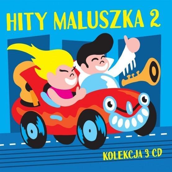 Hity Maluszka 2 Kolekcja 3CD SOLITON