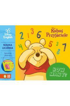 How many sprytne okienka Disney english kubuś i pr