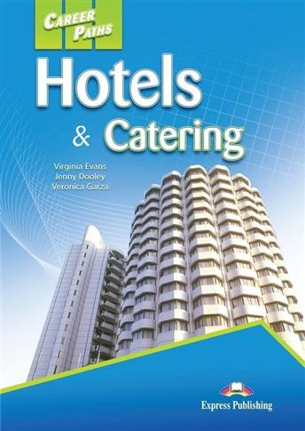 Career Paths: Hotels & Catering SB + DigiBook