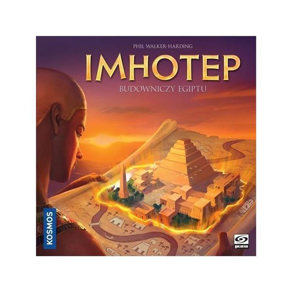 Imhotep: Budowniczy Egiptu GALAKTA