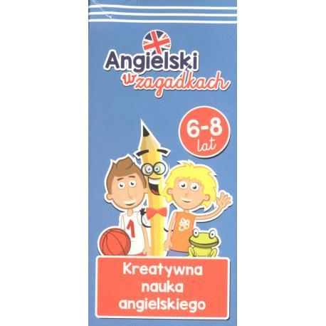 Angielski w zagadkach 6-8lat OUTLET
