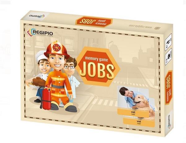 Memory Game - Jobs REGIPIO