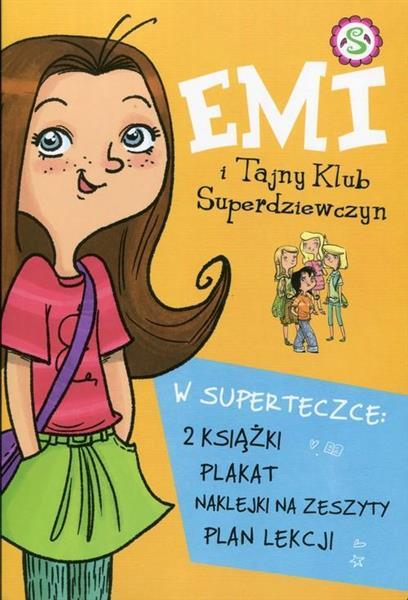 EMI. PAKIET DLA SUPERDZIEWCZYN OUTLET-891