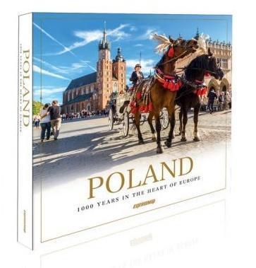 Polska. 1000 lat w sercu Europy w.ang MINI-336574