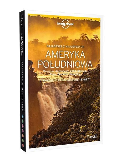 Lonely Planet. Ameryka Południowa-359213