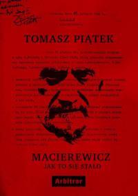 Macierewicz jak to się stało outlet-12959