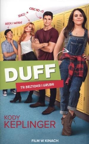 Duff. Ta brzydka i gruba-241424