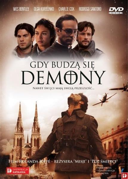 Gdy budzą się demony - książka + DVD