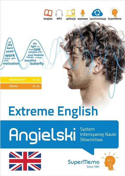 Angielski. System intensywnej nauki słown. A1/B2