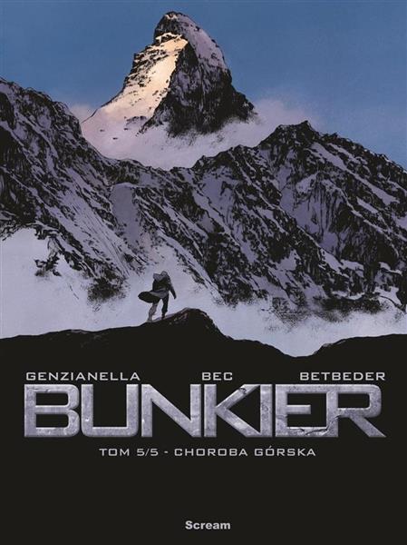 Bunkier T.5 Choroba Górska