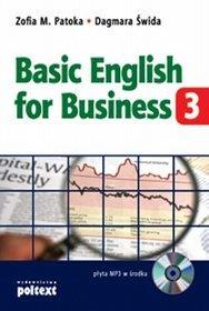 Basic english for business 3 + CD