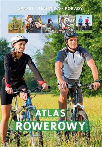 Atlas rowerowy OUTLET