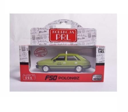 Kolekcja PRL-u Polonez taxi