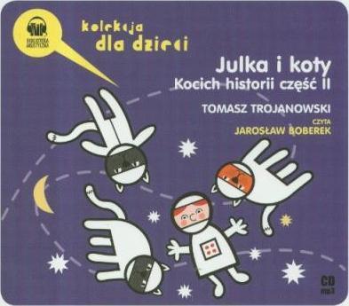 Julka i koty-Kocich historii część 2 CD outlet