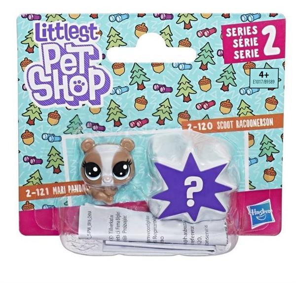 Littlest Pet Shop Para Zwierzaków Mari & Scoot