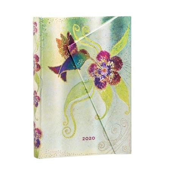 Kalendarz książkowy midi 2020 12M Hummingbird