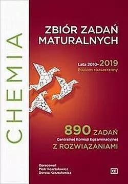 Chemia LO Zbiór zadań maturalnych 2010-2019 ZR