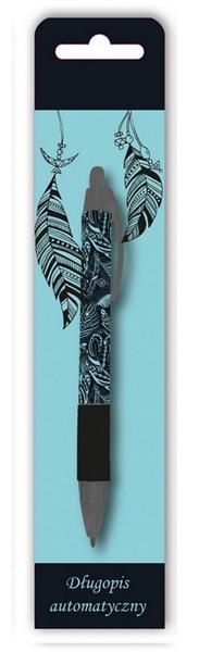 Długopis automatyczny Fashion piórko