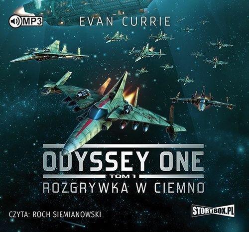 Odyssey One T.1 Rozgrywka w ciemno audiobook