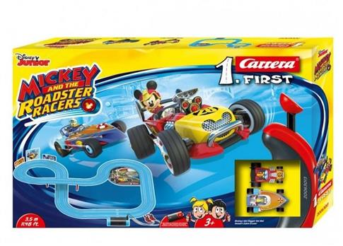 Carrera 1. First - Mickey and the Roadster Racers2