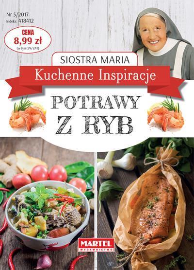 Kuchenne Inspiracje - Potrawy z ryb  ISBN/EAN: 978