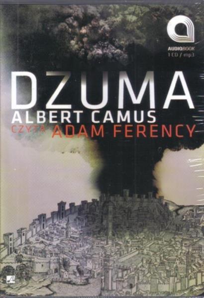 Dżuma Audiobook