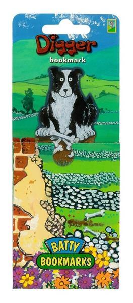 Batty II Zakładka pies digger