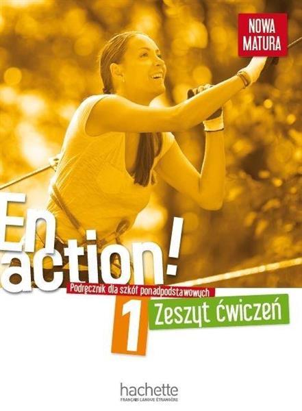 En Action! 1 zeszyt ćwiczeń PL  HACHETTE