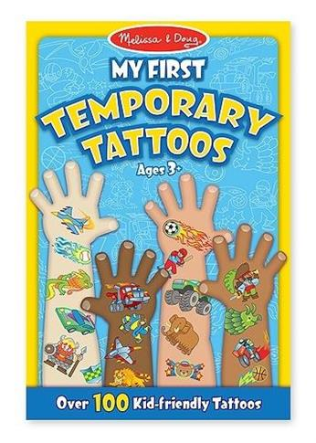 Tatuaże dla dzieci Pojazdy