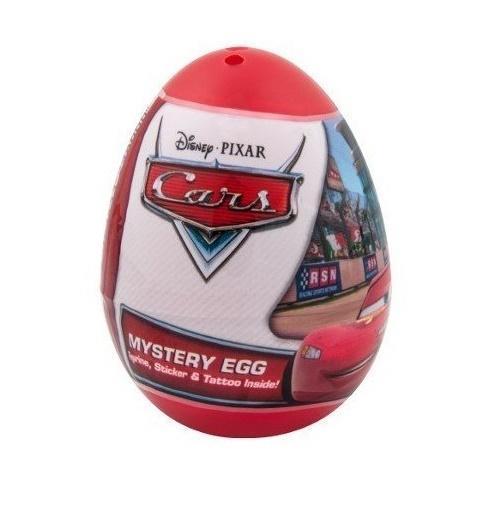 Magiczne jajko - Auta