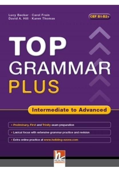 Top Grammar Plus Intermediate to Advanced + key