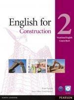 English for Construction 2 SB +CD PEARSON