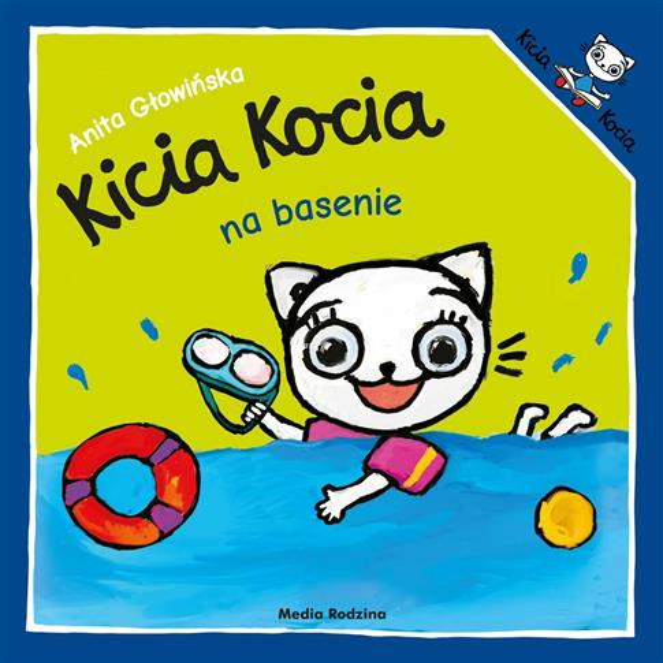 Kicia Kocia na basenie w.2019