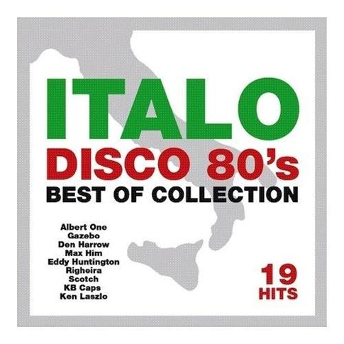 Italo Disco 80's best of collections CD