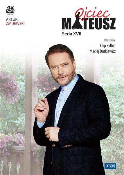 Ojciec Mateusz. Sezon 17 (4 DVD)