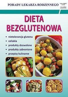 Porady lek. rodzinnego. Dieta bezglutenowa Nr.127