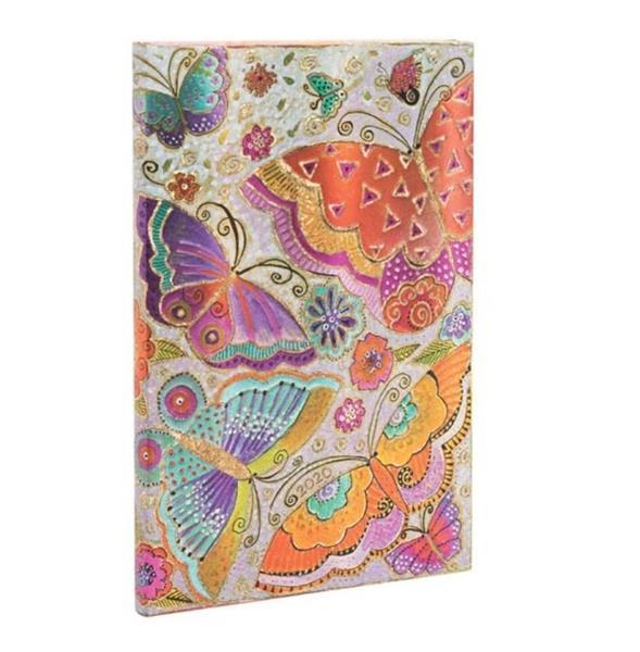 Kalendarz książkowy maxi 2020 12M hor. Flutterbyes