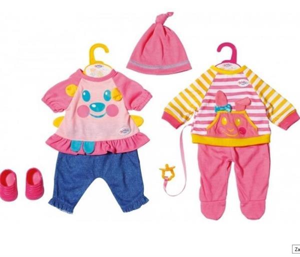 Baby Born - Kolorowe ubranko 36 cm