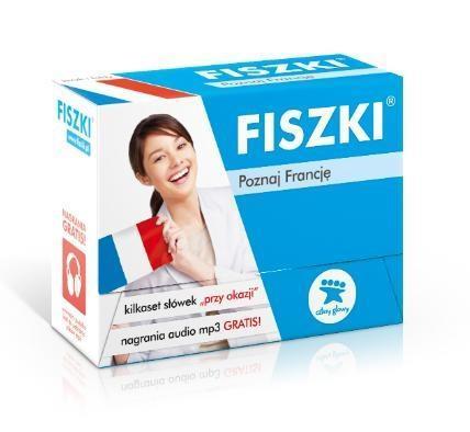 Francuski. Fiszki - Poznaj Francję w.2013