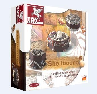 Shellbound 2 - Szkatułki TOY KRAFT
