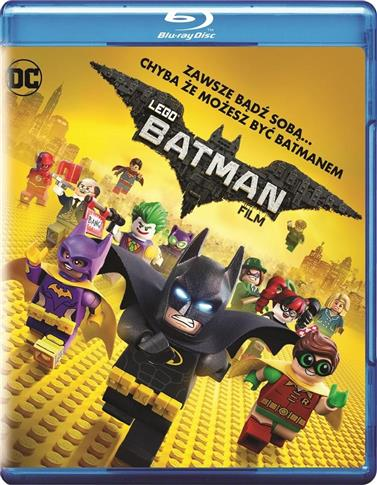 Lego Batman. Film (Blu-Ray)
