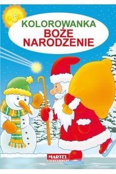 Kolorowanka Boże Narodzenie