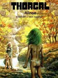 ALINOE THORGAL TOM 8