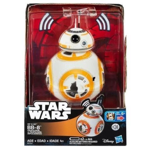 Star Wars BB8 napedzany z dźwiękiem