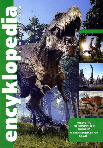 Encyklopedia dinozaurów w.2016