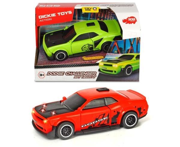 Dodge Challenger SRT Hellcat 15cm