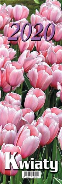 Kalendarz 2020 Paskowy Kwiaty BESKIDY