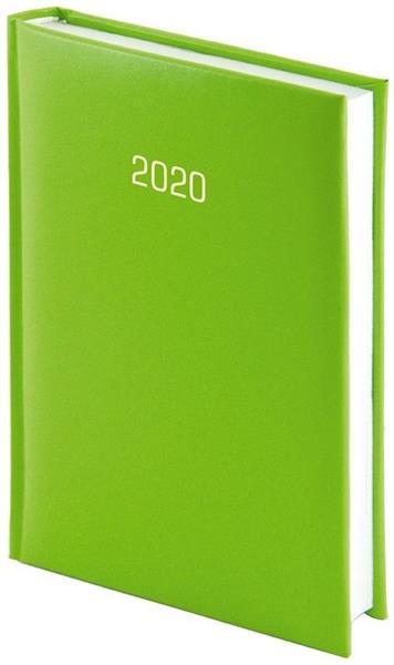 Kalendarz 2020 A5 Dzienny Albit Seledynowy