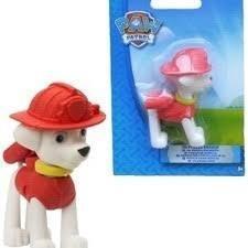 Figurka - gumka do mazania Psi patrol Marshall